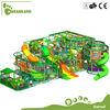 New jungle theme commerical children indoor adventure playground
