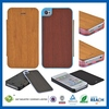 Fantastic And Fashion Ultra Thin pu leather flip cover case for iphone 5s