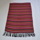 youngman's fashion style thin stripe 100% acylic scarf alibaba wholesale