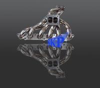 T4 TURBO EXHAUST MANIFOLD For TOYOTA SUPRA MA70 JZA70 86-93 7MGTE (FITS:TOYOTA SUPRA)