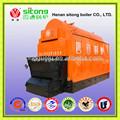 De China caldera industrial maquinaria, Biomasa de vapor de la caldera, Rallado de coco caldera de la