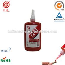 Oil Tolerant Middle Strength Thixotropic Anaerobic Thread Sealant