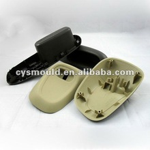 customized abs injection plastic auto/motorcycle parts