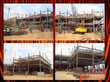 2014 new design steel buildings plan