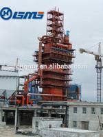 400t per day vertical shaft lime kiln, vertical lime kiln production line