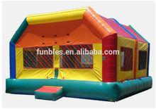 2014 new desgin Extra Large Fun House Bouncer