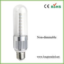 high brightness 85V-265V led corn bulb e27, light bulbs led 9w