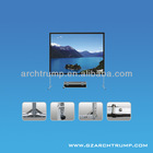Portable Fast Fold Projector Screen for Conference Room