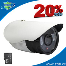 High Quality 1 MP 720P HD Waterproofing ip camera with sim card