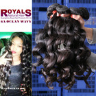 10a peruvian hair double drawn machine made weft factory price dropshipping