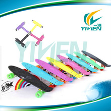 Hot Sale! Colorful Long Board/Fish Skateboard With CE