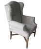 Soft Cushion Chair,Wood Living Room Chair