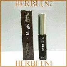 100% Natural eyebrow enhancer serum