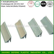 colorful PVC corner PVC Trim PVC Skirting(DF-B-152)