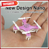 CX10 CX-10 Micro Drone 4 Channel with 6Axis gyro toy hover ufo