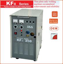 panasonic automatic YD-250KF thyristor miller portable welding machine