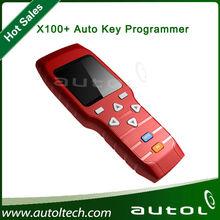 2014 X-100+ X100+ PLUS AUTO KEY PROGRAMMER New Remote Controller Programming 100% original free shipping