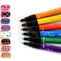2014 New Design Pro Nail Art Pen acrylic paint pen