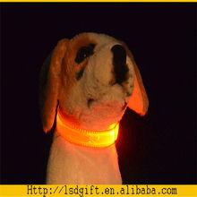 nylon dog collars wholesale led super bright dog collars