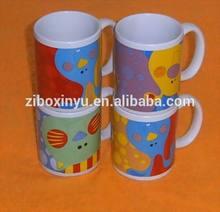 ZIBO XINYU XY-0655 Animal Printing Ceramic Children's Tea Cup