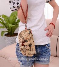 Fabric mini fashion bags ladies handbags for selling