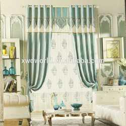 chenille fabric curtain turkey
