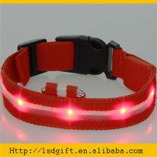 electric shock dog collar wholesale flashing dog collar