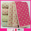 Jacquard bath towels 100% cotton for hotel use