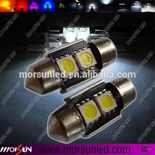 T10 5050SMD Canbus with ring socket avaliable Ba9s auto led bulb light lamp car led light