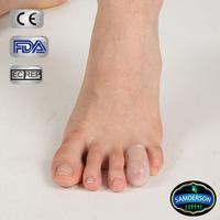 S/M L/XL hand wash silicone gel toe cap