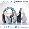 ALD06 Fashionable design 2014 sports stereo wireless bluetooth headset
