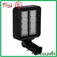 80W led Flood Light, LED Parking Lot Flood Light Replace Shoes Box Light ,Outdoor Lighting