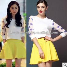 Fashionable Girls Lovely Summer Dress Latest Ladies New Dress China Manufacturer