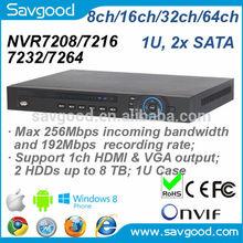 Dahua Professional 64ch I 1080p 1U Case NVR7264