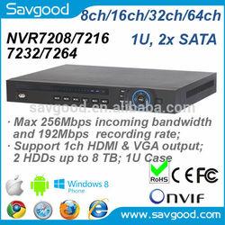 Dahua Professional 16 ch I 1080p 1U Case NVR7216