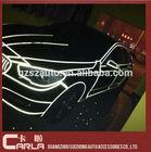 High intensity self adhesive vinyl car reflective 3m sticker