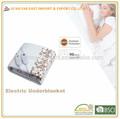voulez acheter réchauffement ménage complet double soudure en polyester bon marché drap de lit électrique