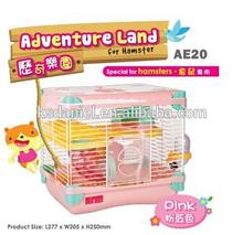 Hamster fun home 277x205x250mm small animal cage
