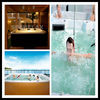 Inflatable Bubble spa pool, luxury massage bathtub,Portable Wholesale Spa Pool --- (A400)