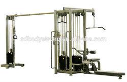 Bodystrong Fitness/ Indoor Exercise Equipment Fitness Gym Multi Station Multi BS-8849 5 Station Exercise Equipment