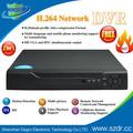 Quente novo h. 264 rede dvr digital gravador de vídeo dvr câmera hd dvr manual