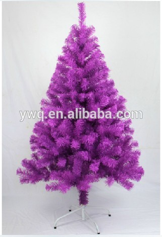 5ft purple christmas tree pvc christmas tree colored christmas tree