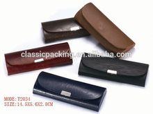 carbon fiber glass case,latest designer spectacle eyewear frames brand carbon fiber glass case