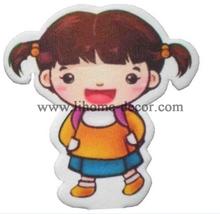 custom little girl car air freshener perfume air freshener for car