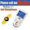 2014 new tens acupuncture digital therapy machine massager body spa equipment health care stimulator made in china