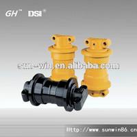 Undercarriage komatsu forklift spare parts for track bottom roller