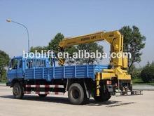 well price good quality truck mounted crane isuzu trucks SQ5SA2