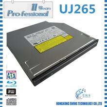 100% New UJ-265 UJ 265 6X 3D Blu-ray Burner Dual Layer DL Bluray Writer BDXL Slot-inSlim 12.7mm SATA Optical Drive