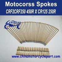 "For Honda CRF2CRF250 450R X CR125 250R 89-14 21"" Motorcycle Spokes Wholesale FMSNP001"
