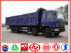 Dump truck manufacture direct sale for new model 12-wheel 25ton tipper truck sale for kenya